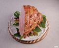 Image: spiral ham