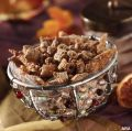 Image: holiday chex mix