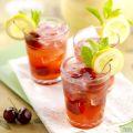 Image: cherry lemonade
